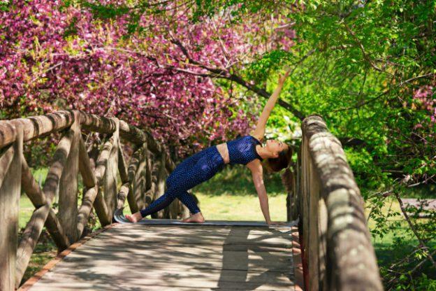 Yogakurser för hösten 2021